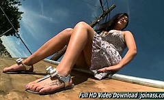 London Keyes The Beautiful Big Tits Asian Porn Star Gets