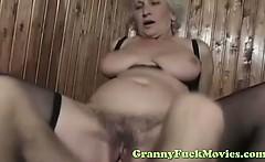 Russian Granny Hardcore Pounding