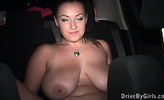 Interview for PUBLIC group gangbang sex ORGY Part 1