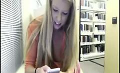 Library Buttplug Webcam Girl 10