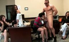 Horny black stripper with big boner