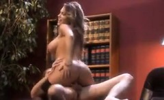 Sexy Secretary Fucking In The Office