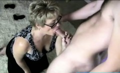 Mature gilf waiting for a mouthful