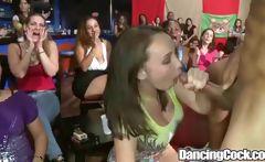 Dancingcock Group BJ Orgy