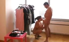 The dressing room intruder - Elyse Paradise