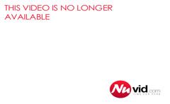 Brunette slut sucking dick and titty